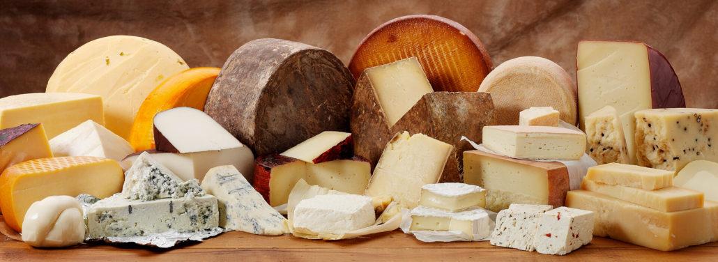 Τυρί και Αισθήσεις