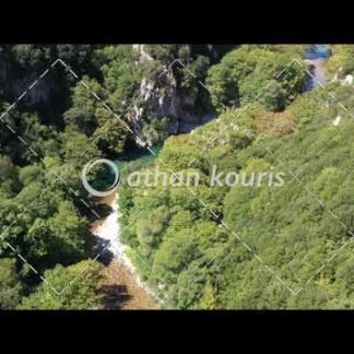 Πέτρινο γεφύρι Βοϊδομάτη στην Κλειδωνιά διάρκειας 18 sec V-1005